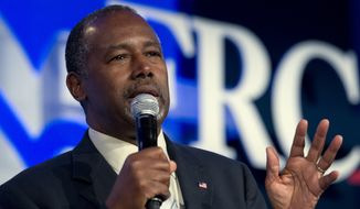"Ben Carson has written his ninth book, ""A More Perfect Union"". (Sentinel Books)"