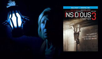 Actress Lin Shaye plays spiritual medium Elise Rainier in Insidious: Chapter 3 now available on Blu-ray from Sony Pictures Home Entertainment.