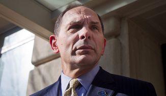 Veteran Affairs Secretary Robert McDonald. (Associated Press) ** FILE **