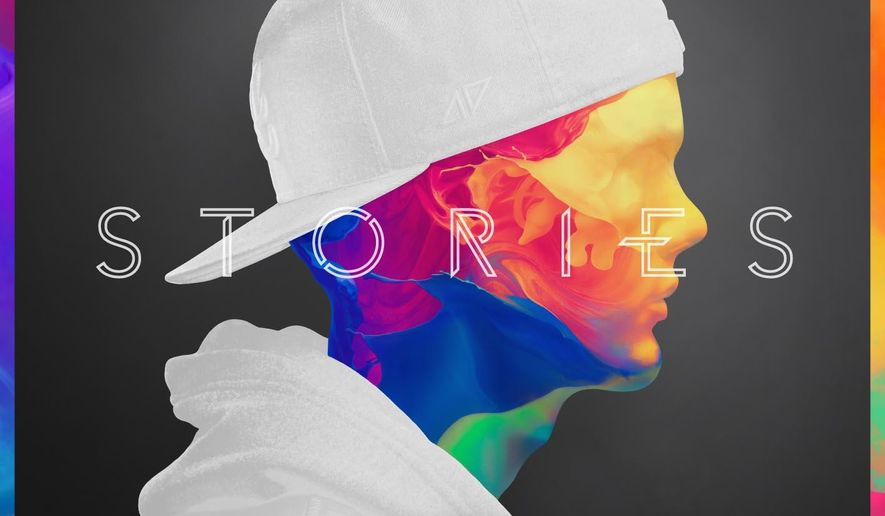 """This CD cover image released by Island Records shows """"Stories,"""" by Avicii. (Island Records via AP)"""