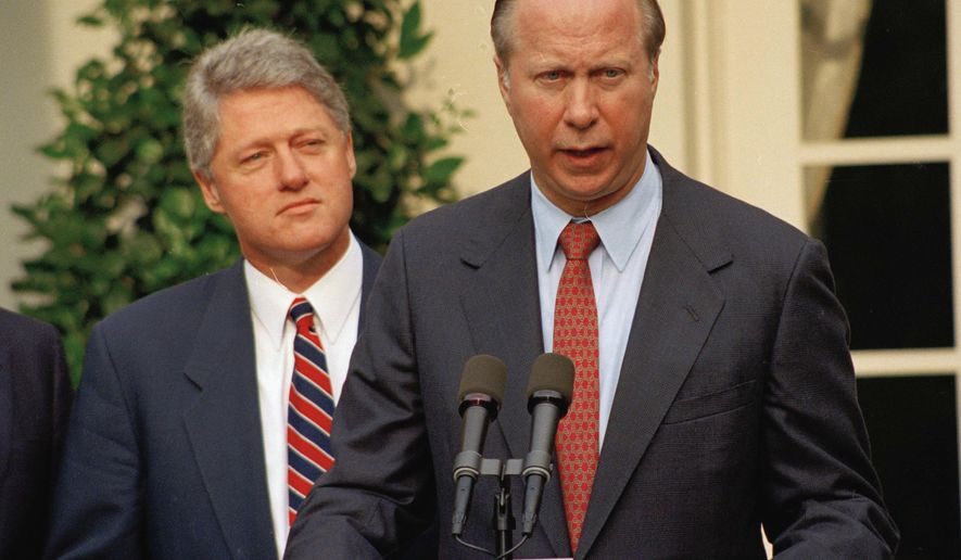 Travelgate. The firings of the career travel office was the very first crony capitalism scandal of the Clinton White House era.