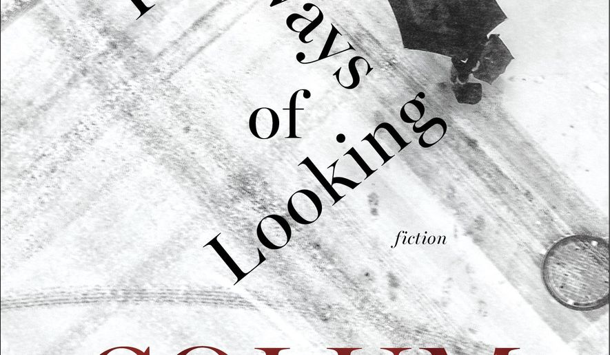 "This photo provided by courtesy of Random House shows the cover of the book, ""Thirteen Ways of Looking,"" by author Colum McCann. (Random House via AP)"