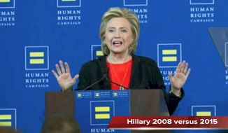 Tim Constantine compares Hillary Clinton today to Hillary Clinton in 2008, also a look at Planned Parenthood losing support and big changes for Playboy Magazine.