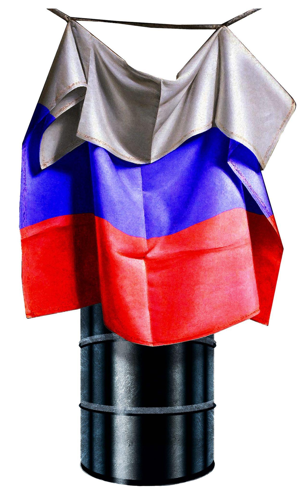 Vladimir Putin's real target: The world's oil supply