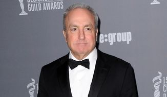 """Producer Lorne Michaels of """"Saturday Night Live"""" attends the 15th Annual Costume Designers Guild Awards at The Beverly Hilton Hotel in Beverly Hills, Feb. 19, 2013. (Photo by Jordan Strauss/Invision/AP) ** FILE **"""