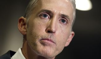Rep. Trey Gowdy (Associated Press/File)