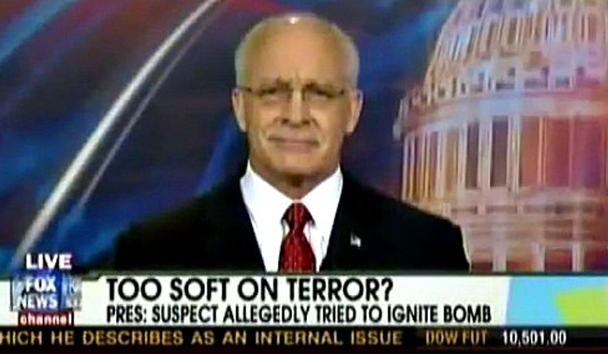 Wayne Simmons. (Screen grab from Fox News video on YouTube)