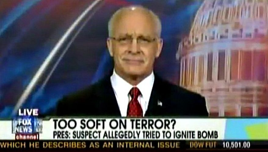 Wayne Simmons. (Screen grab from Fox News video on YouTube)