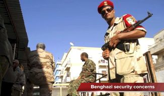 Tim Constantine takes a look at security issues leading up the the 2012 attack in Benghazi, GOP poll numbers, and the hype surrounding the next Star Wars movie.