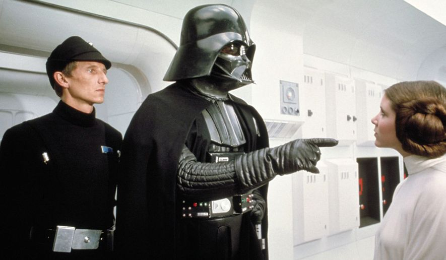 Once a heroic Jedi Knight, Darth Vader was seduced by the dark side of the Force, became a Sith Lord, and led the Empire's eradication of the Jedi Order.