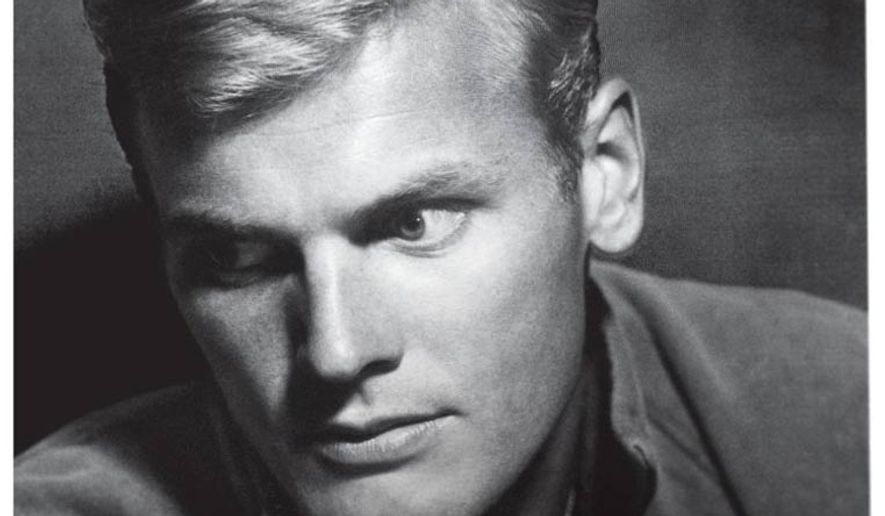 """""""Tab Hunter Confidential"""" tells the story of the 1950s matinee idol in his own words.  (caiff.ticketmob.com)"""