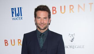 """Bradley Cooper attends the premiere of """"Burnt"""" at the Museum of Modern Art, in New York, in this Oct. 20, 2015, file photo. (Photo by Charles Sykes/Invision/AP, File)"""