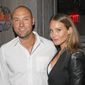 Longtime Yankee captain Derek Jeter, one of the greatest shortstops ever to play the game, has been with Hannah Davis since 2012, though only recently in a significantly open way, the column said. (Associated Press)