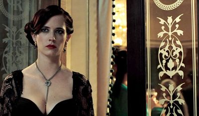 2006, Casino Royale, Eva Green as Vesper Lend