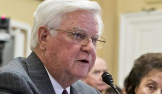 """It's the best we can do with what we have,"" said House Appropriations Committee Chairman Hal Rogers. (Associated Press)"