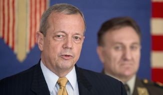 Retired Gen. John R. Allen (Associated Press/File)