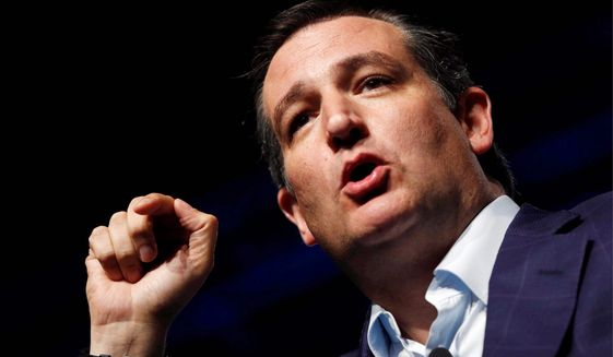 Ted Cruz slams Obama Hillary Clinton for making Islamic State stronger