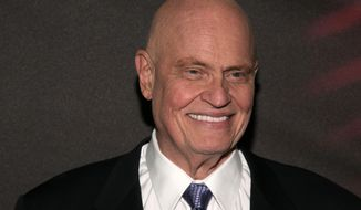 Former U.S. Sen. and Republican presidential-primary hopeful Fred Thompson died Sunday at the age of 73. (Associated Press)