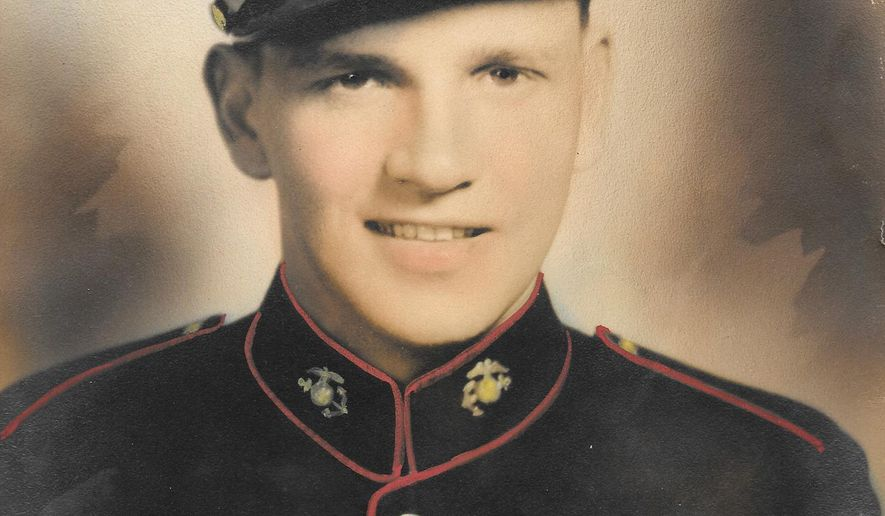 This undated photo provided by Mary Smith shows Pfc. James P. Reilly. The Pentagon announced Monday, Nov. 2, 2015, that the remains of Reilly had been identified and will be buried next week at Florida National Cemetery in Bushnell. He was among the more than 500 Marines and sailors listed as missing in action after the three-day battle that began Nov. 20, 1943. (Courtesy of Mary Smith via AP)