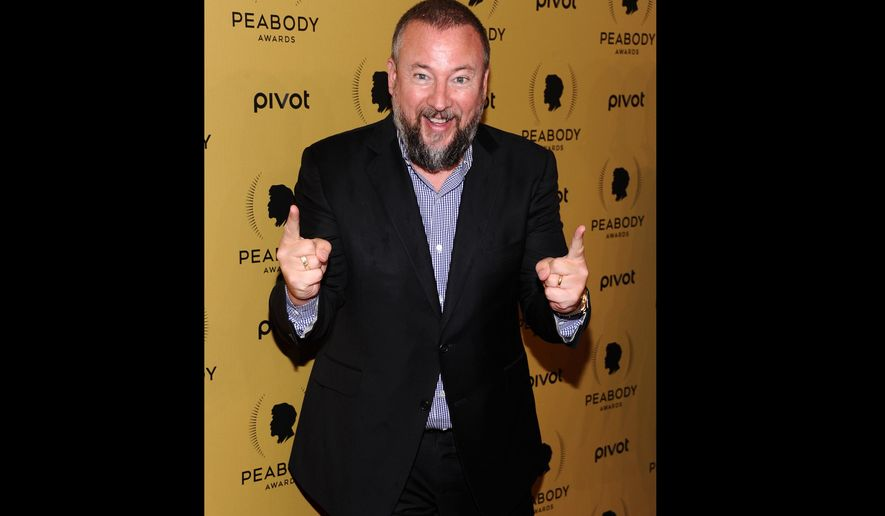 In this May 31, 2015 photo, Vice co-founder and CEO Shane Smith attends the 74th Annual Peabody Awards in New York. Vice Media and A+E Networks are joining forces for a cable channel to be programmed by Vice Media with lifestyle and documentary fare aimed at the 18-to-34 demographic already flocking to Vice online content. The channel, with the working title Viceland, is expected to launch early next year and will take over A+E's H2 channel. It will be available in about 70 million homes. (Photo by Charles Sykes/Invision/AP, File)