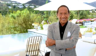 Paul Anka has been entertaining worldwide audiences for decades.  (Keith Munyan)