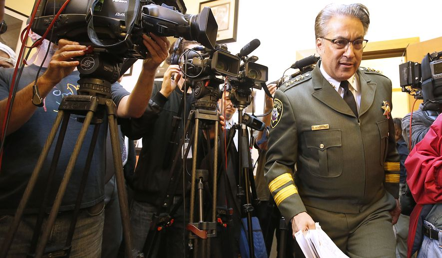 Voters sent San Francisco Sheriff Ross Mirkarimi packing Tuesday, partly due to his backing of the city's sanctuary policy. (Associated Press)