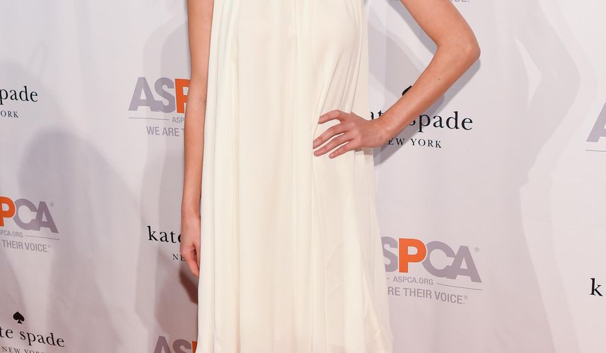 """FILE - In this Oct. 15, 2015 file photo, actress Kimiko Glenn attends the ASPCA Young Friends Benefit in New York. Glenn, who plays as Brook Soso in the award-winning Netflix series, """"Orange is the New Black,"""" will co-star in the musical adaptation of the 2007 film """"Waitress"""" with songs by pop star Sara Bareilles. (Photo by Scott Roth/Invision/AP, File)"""