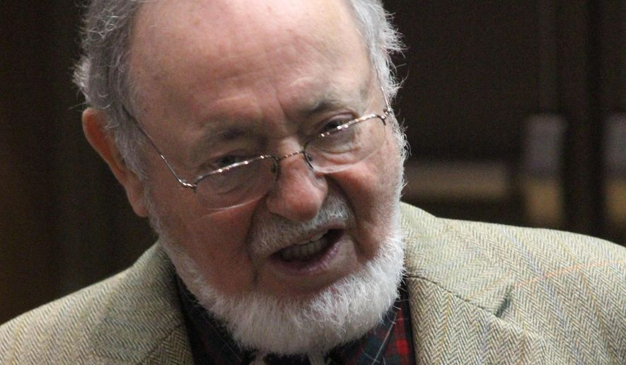 Rep. Don Young, the Alaska Republican who championed the bridge and remains one of Congress' biggest champions of earmarks, argues that his colleagues have forfeited part of their power of the purse, which the Constitution delegated to the legislative branch. (Associated Press)