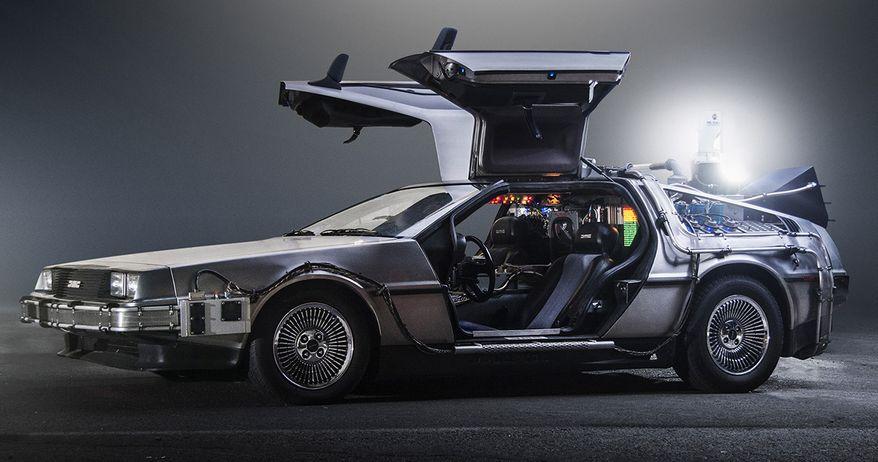 Hollywoods Most Iconic Cars Photos Washington Times - Iconic sports cars