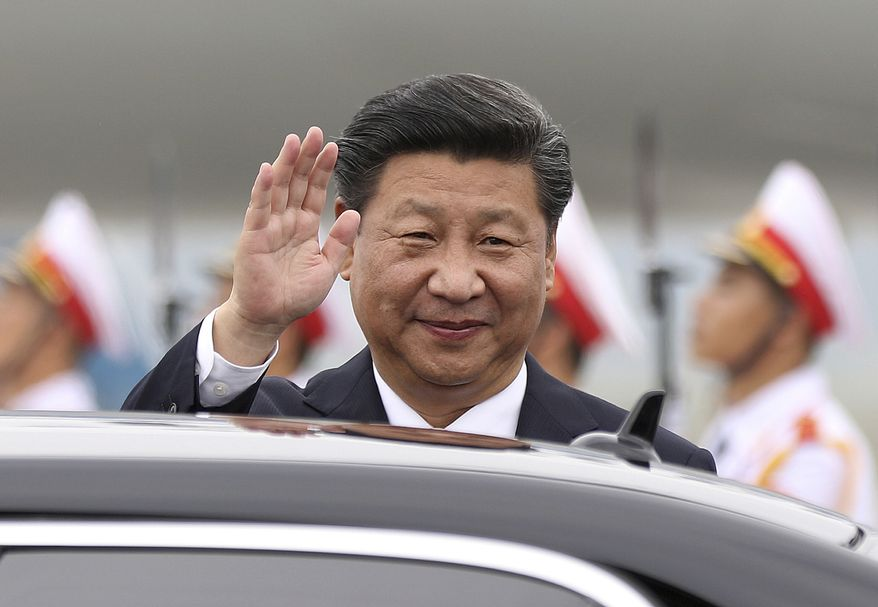 Using its giant economy as a draw, Beijing has both courted and intimidated the smaller nations on its periphery. China has advanced aggressive territorial claims in the battle to control the vital shipping lanes of the South China Sea, but Chinese President Xi Jinping also has reached out to leaders in Southeast Asia. (Associated Press)