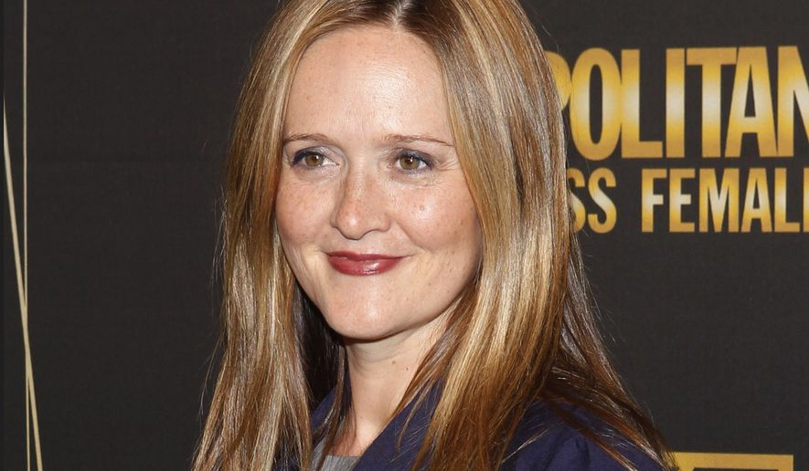 "FILE - In this Oct. 18, 2010, file photo, actress Samantha Bee arrives for the 50 and Fabulous Benefit Gala in New York. Bee, of ""The Daily Show"" fame, will be a featured guest at the 2016 BookCon, along with such popular authors as Meg Cabot and Marissa Meyer. Event organizer ReedPOP announced Monday, Nov. 9, 2015, that Chris O'Dowd and Leigh Bardugo also will be in attendance for the third annual BookCon, to be held in Chicago on May 14. (AP Photo/Jason DeCrow, File)"