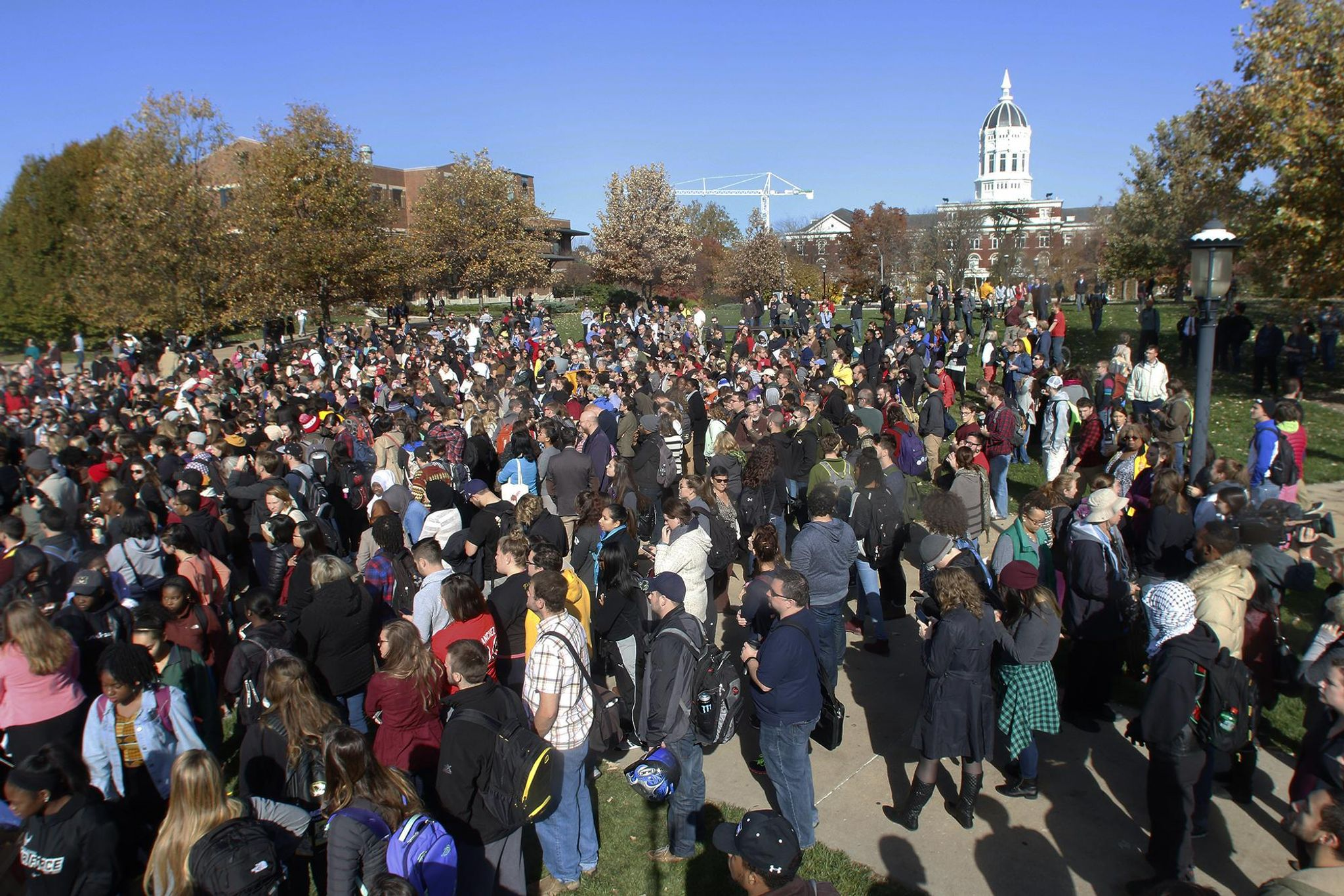 Howard University increases security after racist threat from alleged U. of Missouri student
