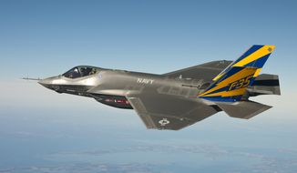 Lockheed Martin's F-35 Lightning II is a family of single-seat, single-engine, all-weather stealth multirole fighters undergoing final development and testing by the U.S. military. The F-35A is the conventional takeoff and landing variant. (Lockheed Martin)