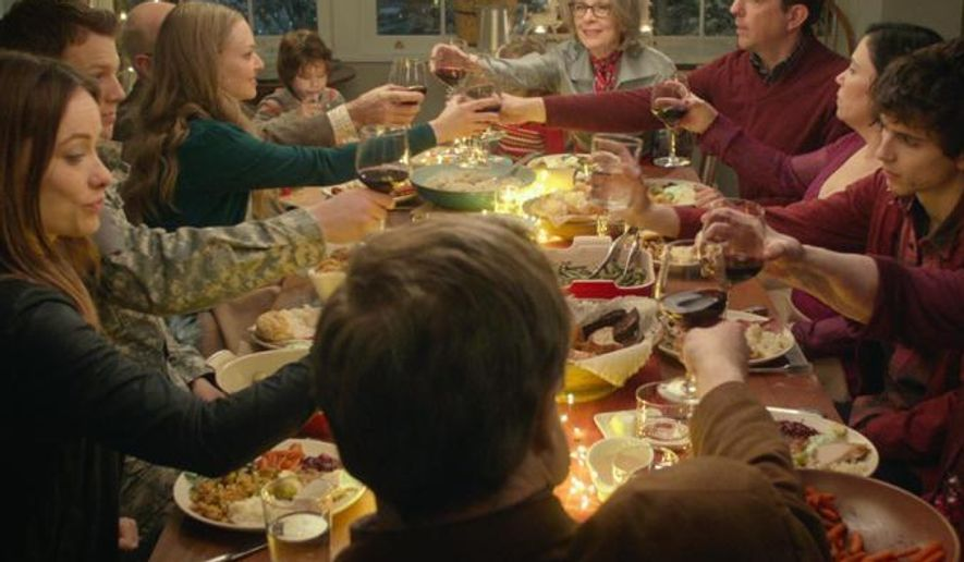 "Scene from ""Love the Coopers"""