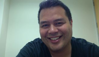 Robert Oscar Lopez, associate professor of English and Classics at California State University-Northridge and executive board member of the International Children's Rights Institute. (Photo courtesy International Children's Rights Institute, November 2015).