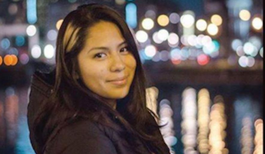 Nohemi Gonzalez, a 23-year-old California State University, Long Beach, student was killed during the terrorists attacks in Paris on Nov. 13. (Image: Facebook)