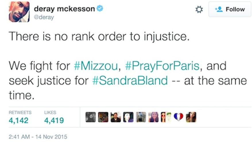 (Image: Screen grab from Twitter @deray)