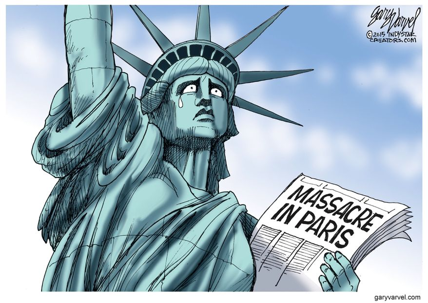 Illustration by Gary Varvel for Creators Syndicate