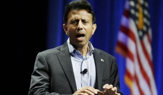 """This is not my time,"" Louisiana Gov. Bobby Jindal announced on Fox News, adding he was not ready to endorse one of his rivals. (Associated Press)"