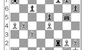 Carlsen-Aronian after 25. Qg1.