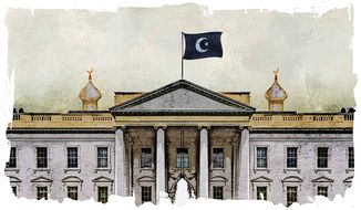Changes at The White House Illustration by Greg Groesch/The Washington Times