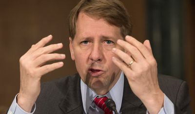 The entire Florida delegation wrote CFPB chairman Richard Cordray this spring urging him not to pursue a one-size-fits-all model in the agency's rule-making. Representatives in the state later met with the director face-to-face to plead their case, where he reportedly was unsympathetic. (Associated Press)