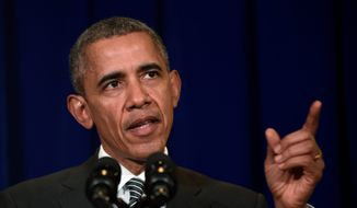 President Obama struck back at critics who claim he is too soft on terrorism and is too easily appeasing countries in Southeast Asia where human rights are less a priority. However, Mr. Obama said he remains committed to defeating the Islamic State, and said he will meet with French leaders to come up with a plan. (Associated Press)