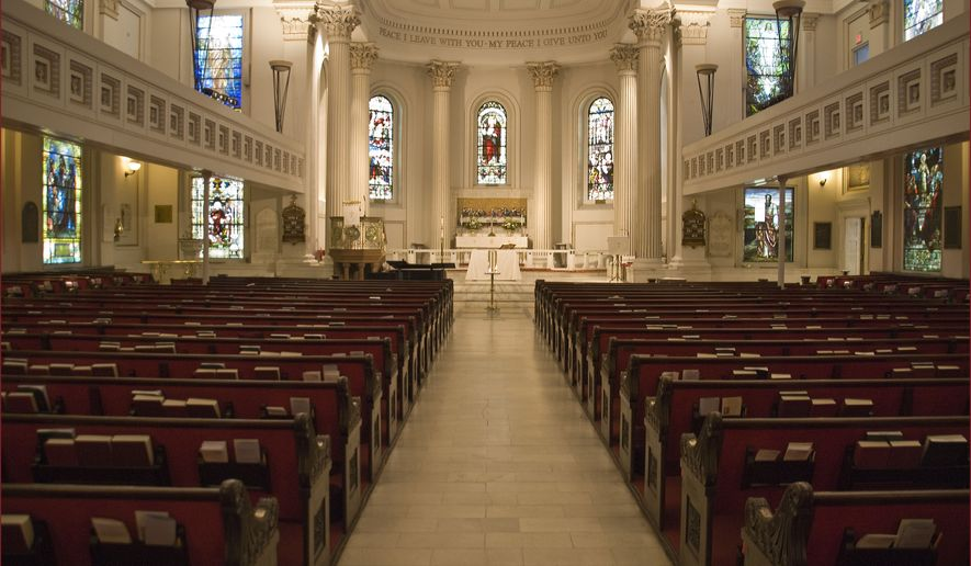 St. Paul's Episcopal Church, Richmond, Va.