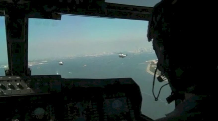Recruiting video for Marine Corps Officer Helicopter Pilots to apply for HMX-1 out of Quantico, Va. (Video: White House Communications Agency) ** FILE **