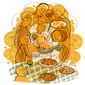 Illustration on Thanksgiving Day by Donna Grethen/Tribune Content Agency