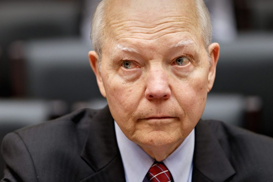IRS Commissioner John Koskinen answers to the House Oversight Committee at the Capitol in Washington on March 26, 2014, in the panel's continuing probe of whether tea party groups were improperly targeted for increased scrutiny by the government's tax agency. (Associated Press) **FILE**
