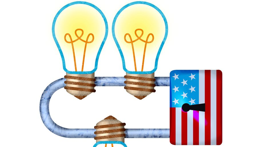 Protecting Intellectual Property for National Security Illustration by Greg Groesch/The Washington Times