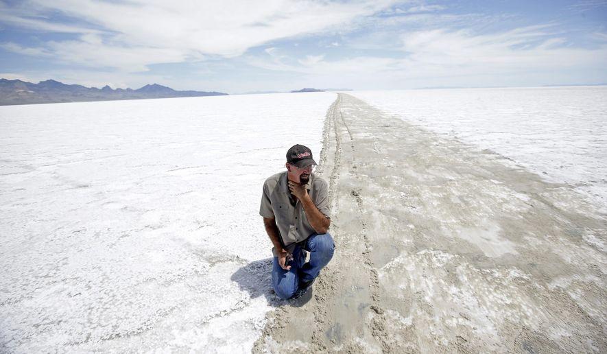 Racers: Speed Week on Utah salt flats good to go, so far ...