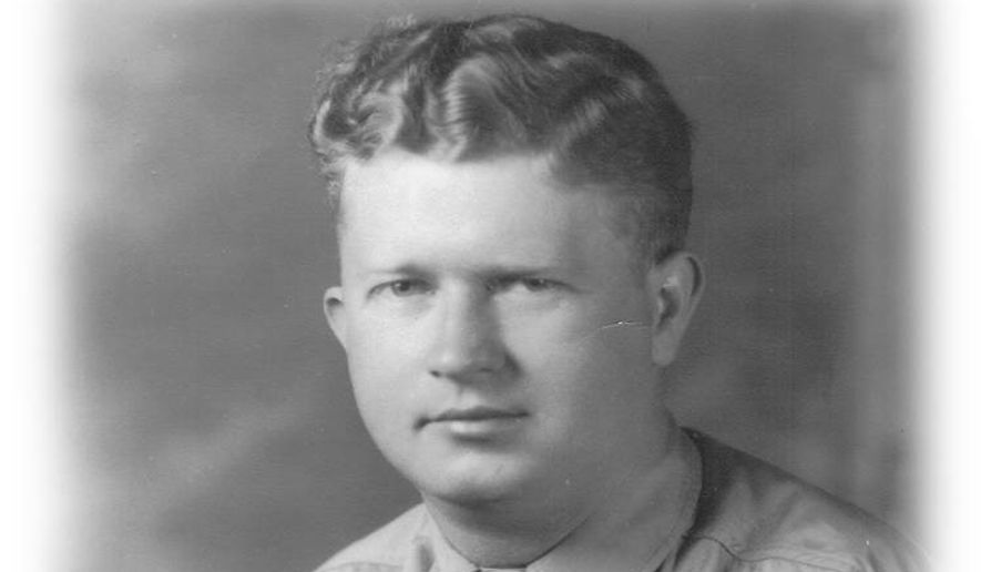 "This undated photograph released by the Yad Vashem Holocaust Memorial shows World War II, United States Army Master Sgt. Roddie Edmonds. Edmonds is being posthumously recognized with ""Righteous Among the Nations"" Israel's highest honor for non-Jews who risked their lives to save Jews during World War II. He's the first American serviceman to earn the honor. (Courtesy of Yad Vashem via AP)"